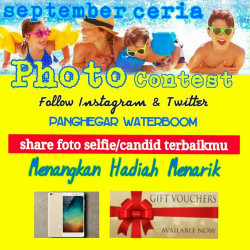 SEPTEMBER CERIA - PHOTO CONTEST 2016