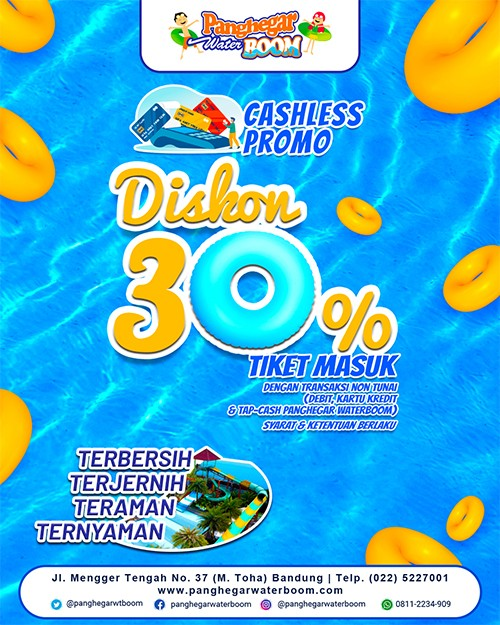 CASHLESS PROMO NOVEMBER 2020
